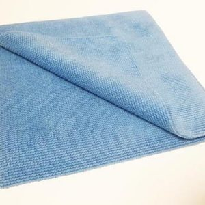 Blue General Microfibre 320gsm