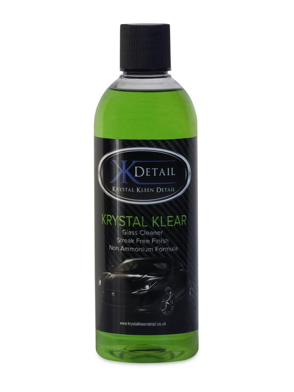 KRYSTAL KLEAR Glass Cleaner Mint Chocolate